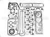 Full Gasket Set:04111-16071