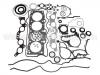 Full Gasket Set:04111-74051
